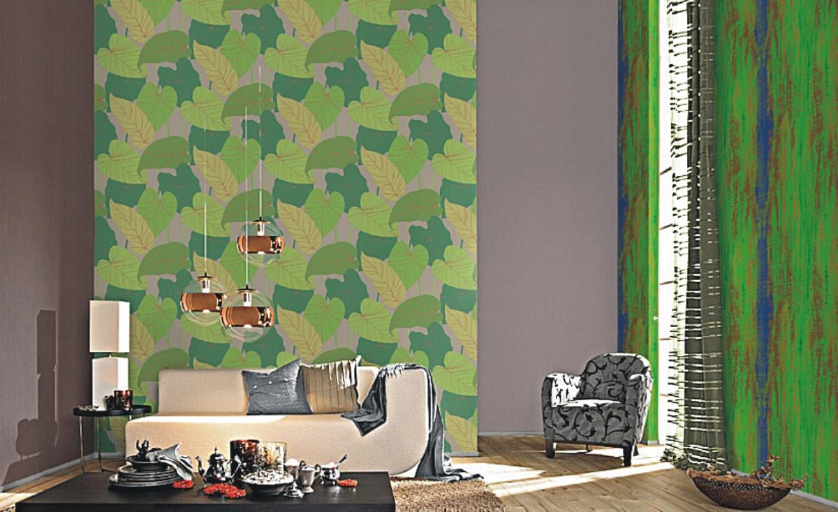rasch tapete barbara becker 2012 769005 neu streifen ebay. Black Bedroom Furniture Sets. Home Design Ideas