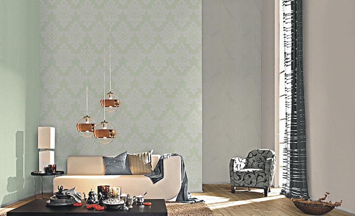 rasch tapeten barbara becker 779448 struktur uni wei 1. Black Bedroom Furniture Sets. Home Design Ideas