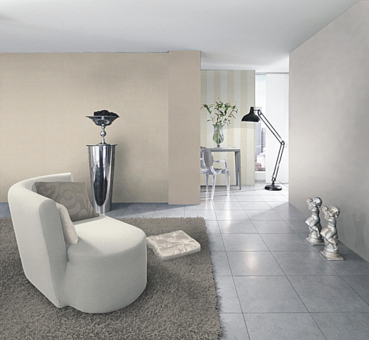 rasch tapete barbara becker 780413 streifen creme beige 1 77 m ebay. Black Bedroom Furniture Sets. Home Design Ideas