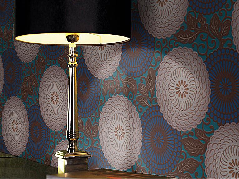 Tapete ornamente beste bildideen zu hause design - Rasch ornament tapete ...