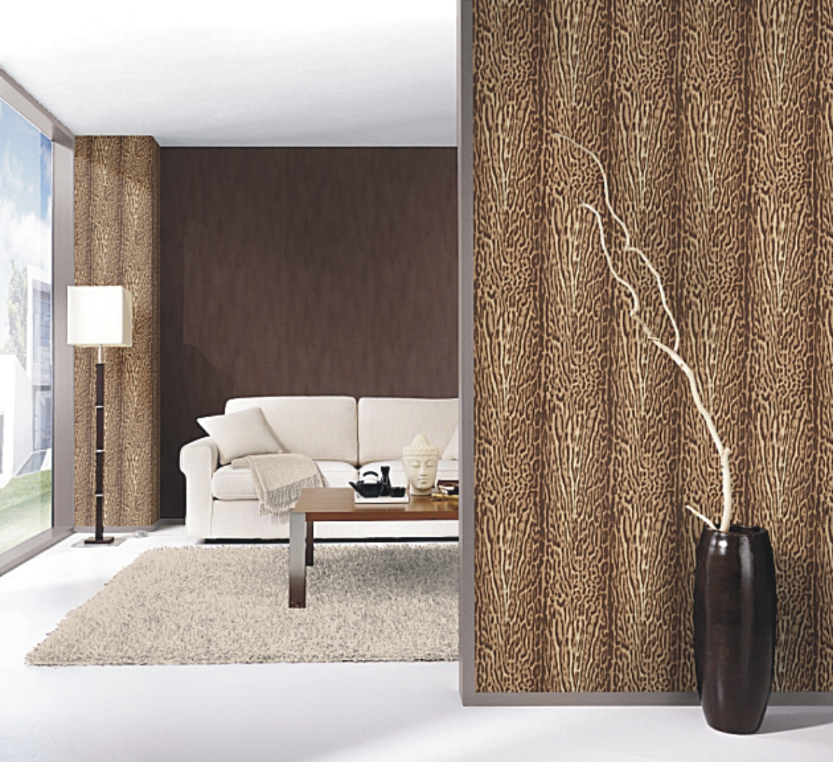 rasch tapete natural instinct 2013 781519 neu afrika ebay. Black Bedroom Furniture Sets. Home Design Ideas