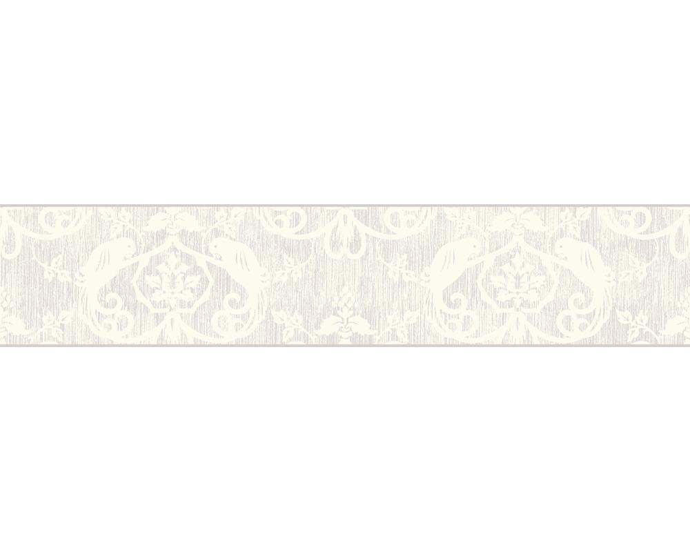 jette joop 2363 33 tapete vlies barock blume bord re lila wei 3 99 m ebay. Black Bedroom Furniture Sets. Home Design Ideas