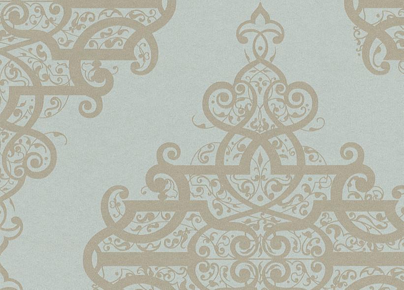 rasch vanity fair 785487 tapete barock retro ornamente