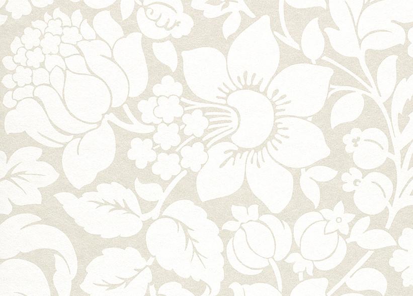 rasch vanity fair 2013 785876 tapete floral blumen beige. Black Bedroom Furniture Sets. Home Design Ideas