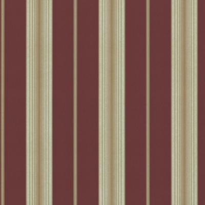 Flair 2013 03925 60 tapete streifen rot beige glitzer for Tapete streifen rot