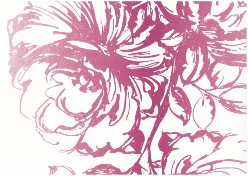 a s tapete esprit 7 2645 27 vlies neu floral blume. Black Bedroom Furniture Sets. Home Design Ideas