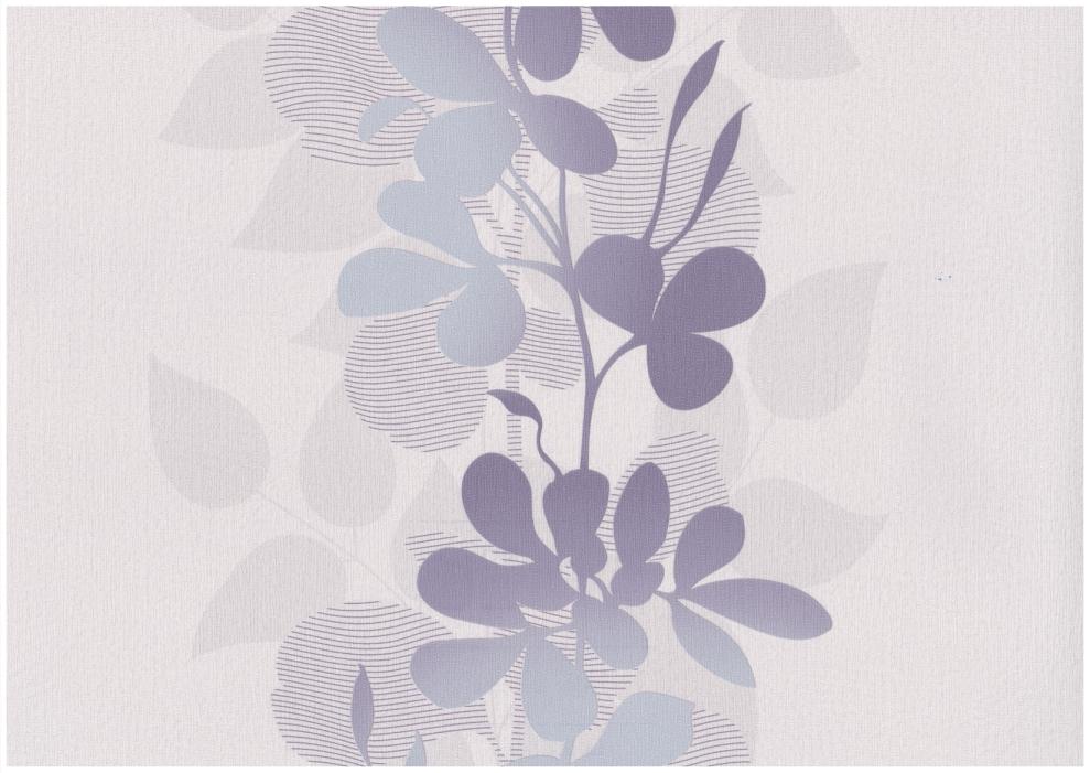 Muster Tapete Um Fenster Kleben : Rasch Tapete Seduction 2014 – 796674 Vlies Neu Floral Blume Beige Lila