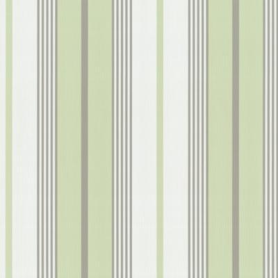 finesse 05639 30 tapeten neu papier streifen gestreift gr n creme beige braun ebay. Black Bedroom Furniture Sets. Home Design Ideas