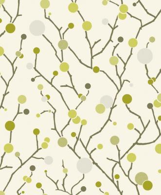 saphyr ii 208054 grandeco tapeten modern art floral vlies neu gr n wei ebay. Black Bedroom Furniture Sets. Home Design Ideas