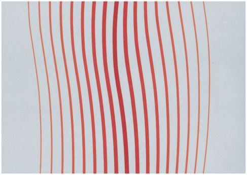 rasch tapete seduction 2014 796421 vlies neu streifen gestreift grau orange rot ebay. Black Bedroom Furniture Sets. Home Design Ideas