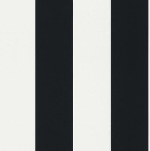 just me 2014 286694 rasch tapete papier neu streifen gestreift schwarz wei ebay. Black Bedroom Furniture Sets. Home Design Ideas