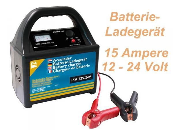12v 24v kfz batterieladeger t 15a batterie ladeger t. Black Bedroom Furniture Sets. Home Design Ideas
