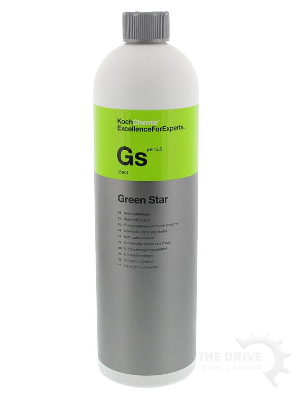 Koch chemie green star universalreiniger reiniger for Koch chemie green star