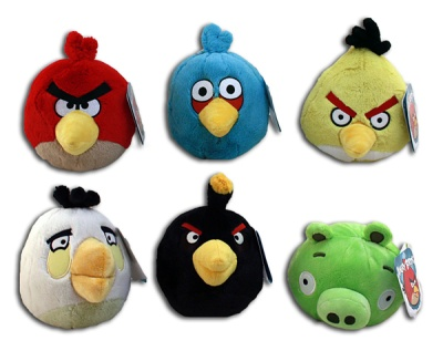 angry birds 20cm pl schtier red vos. Black Bedroom Furniture Sets. Home Design Ideas