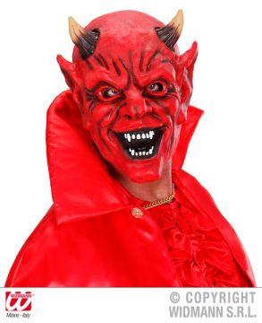 Devil demon mask creepy carnival Carnival Halloween