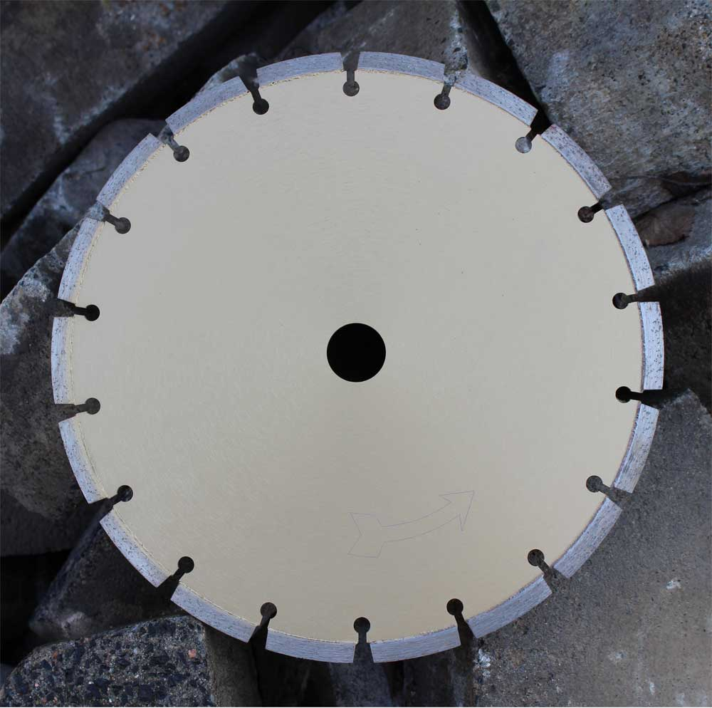 diamantscheibe trennscheibe laser 115 180 mm beton. Black Bedroom Furniture Sets. Home Design Ideas