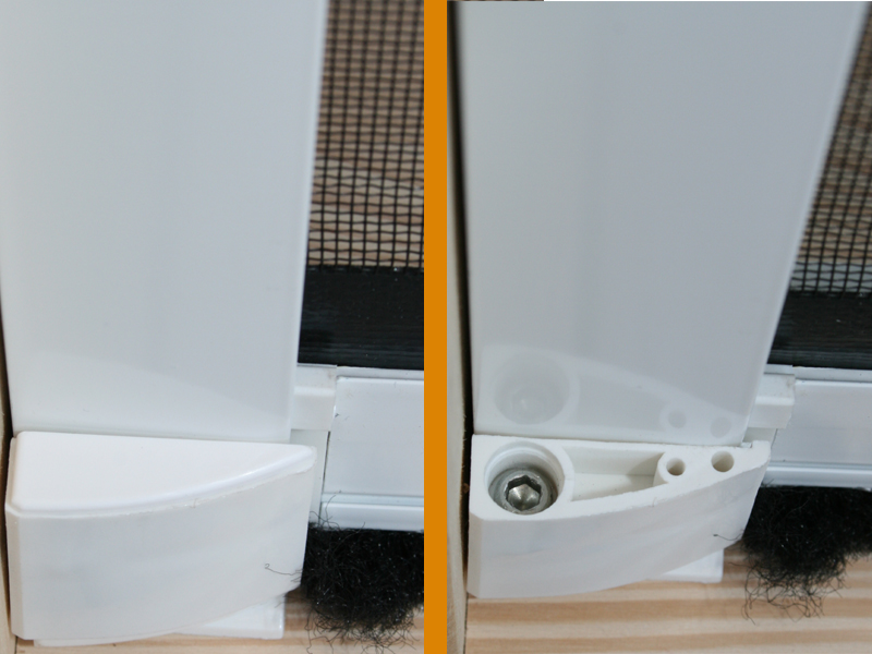 insektenschutz rollo fliegengitter rollo f r fenster alu bausatz is fensterrollo ebay. Black Bedroom Furniture Sets. Home Design Ideas