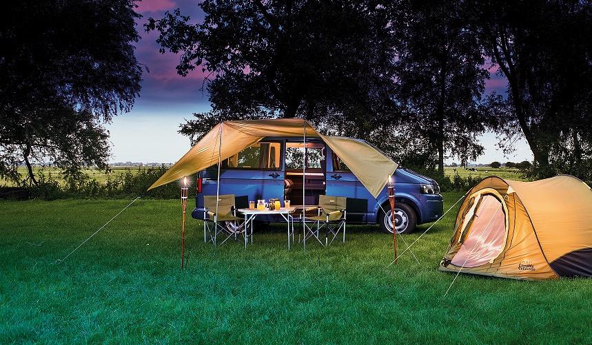 adac auto sonnensegel tarp mit saugn pfen uv schutz 40 caravan ebay. Black Bedroom Furniture Sets. Home Design Ideas