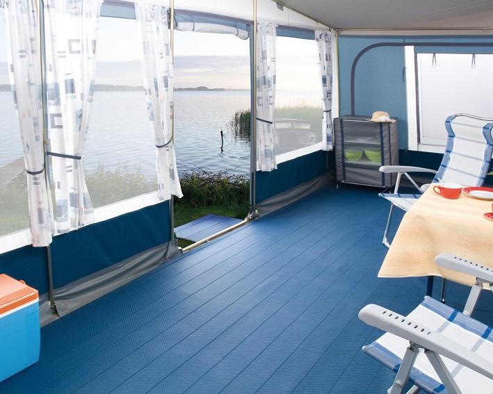 Auslegware Aerofoam Vorzeltteppich Teppich Vorzelt 250 cm