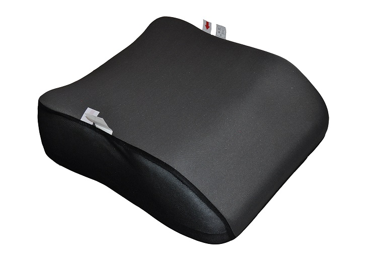sitzerh hung auto kindersitz autositz kindersitzkissen 15 36 kg grau ebay. Black Bedroom Furniture Sets. Home Design Ideas