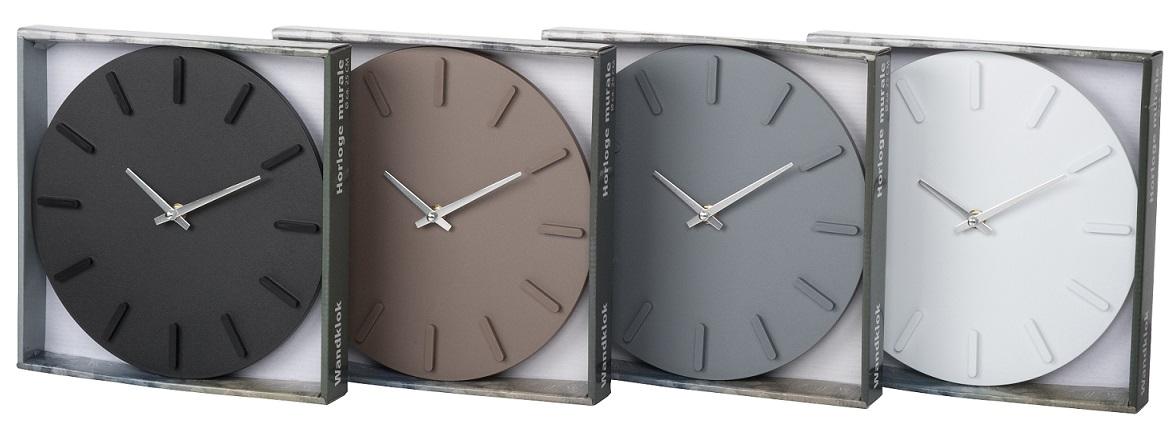Moderne Design Wanduhr Uhr ,Wohnzimmeruhr,Küchenuhr 24,5 Cm