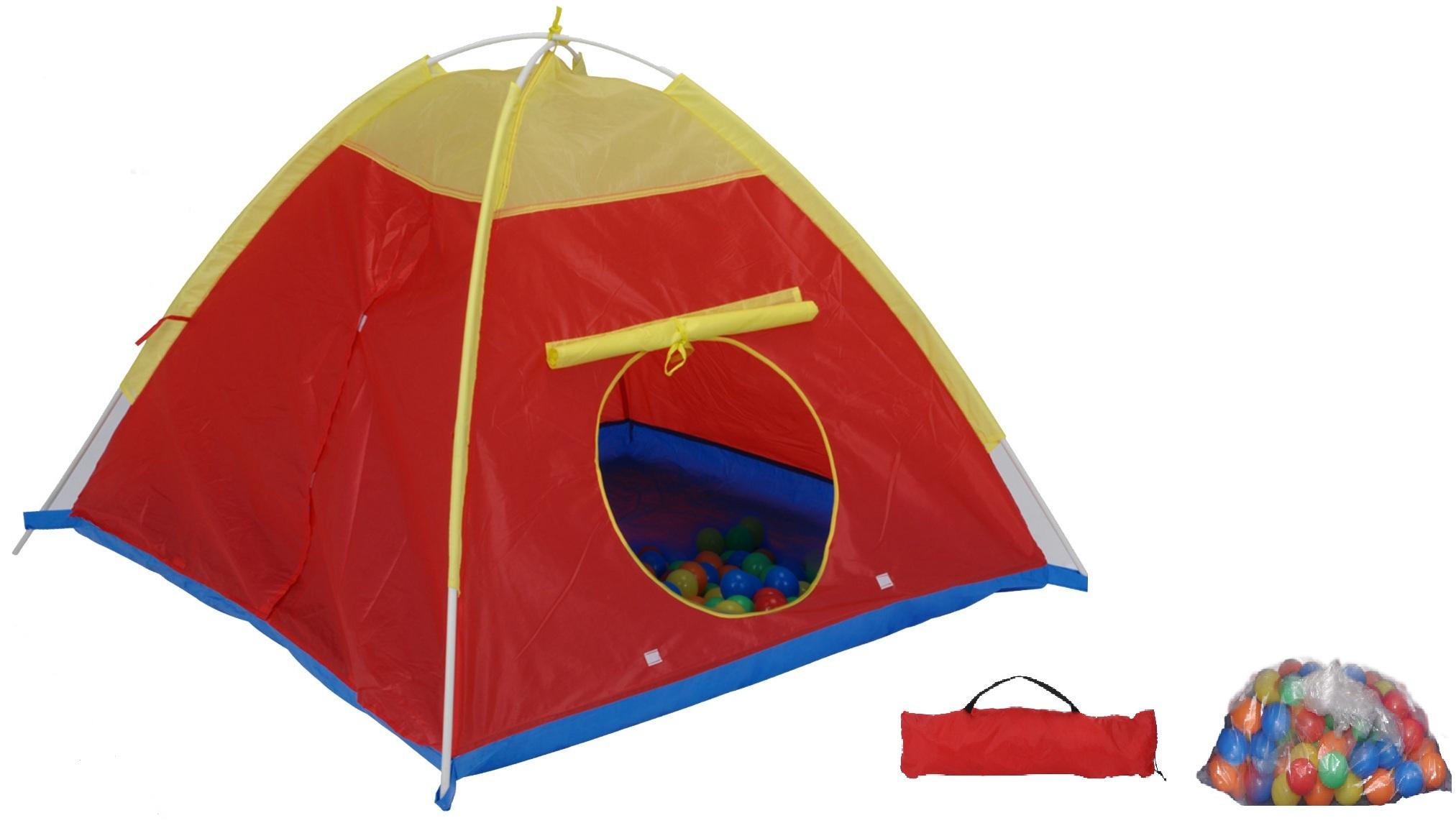 b llebad kinder zelt zelt iglu spielhaus rot ebay. Black Bedroom Furniture Sets. Home Design Ideas