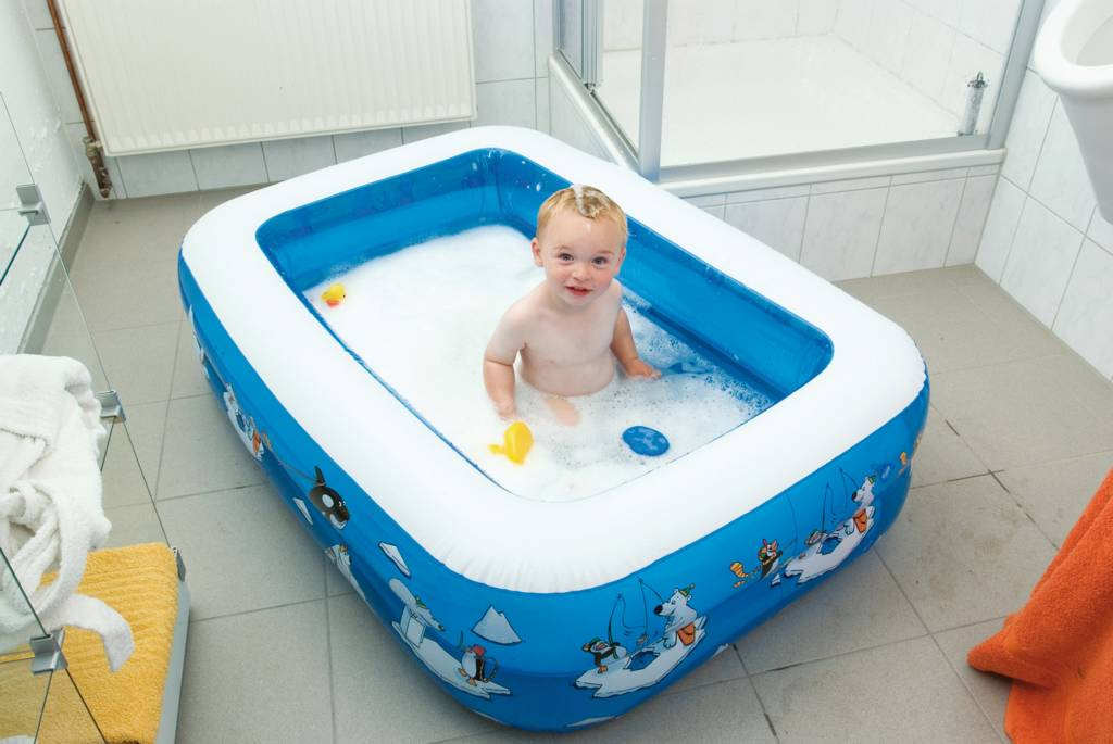 baby pool badewanne reisebett laufstall planschbecken ebay. Black Bedroom Furniture Sets. Home Design Ideas