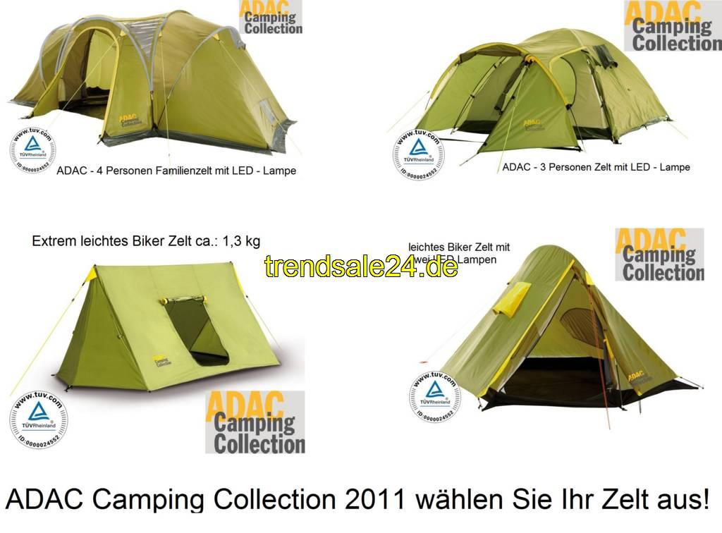 Zelt Mit Nach Neuseeland Nehmen : Adac zelt camping collection zelte ebay