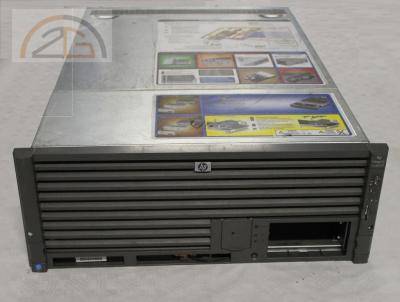 HP-Integrity-RX4640-4x-1-6-GHz-64-bit-Itanium-2-6MB-L3-Cache-16GB-RAM-Garantie