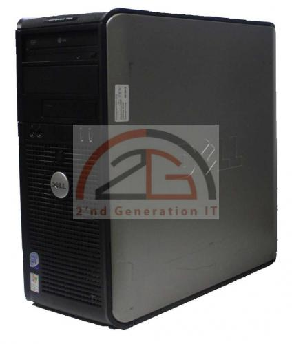 Dell-Optiplex-PC-755-Core-2-Duo-E6750-2x-2-66-GHz-DVD-selbst-Konfigurierbar