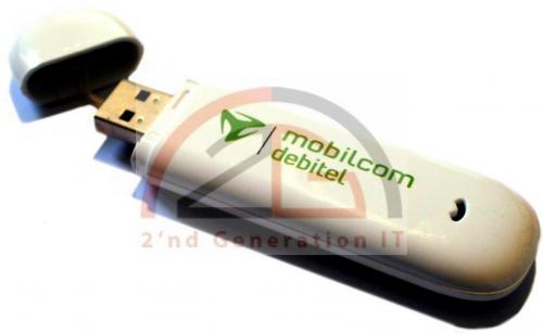 UMTS-HSDPA-HSUPA-USB-Stick-Mobilcom-Debitel-4G-Systems-XSStick-P14-Micro-SD