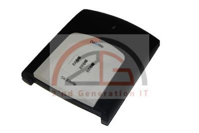 detewe ta33 clip isdn terminaladapter ab wandler isdn analog inkl kabel top ebay. Black Bedroom Furniture Sets. Home Design Ideas
