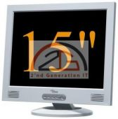 15 Zoll TFT LCD Display Monitor von Samsung HP Belinea Eizo 1024x768 38cm Panel