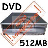 Computer HP Compaq DC5100 Sff Mini-PC Intel P4 HT 3 GHz DVD 512MB Aufrüst System