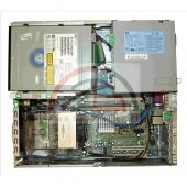 Computer HP Compaq DC5100 Sff Mini-PC Intel P4 HT 3GHz DVD-RW Windows XP Pro SP3