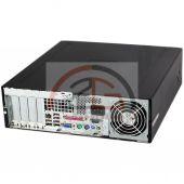 Computer HP Compaq DC7100 Sff Mini-PC Intel P4 HT 3 GHz DVD 512MB Aufrüst System
