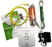 FRITZ!Box Fon WLAN 7113 AVM Fritzbox Router ADSL2+ 125 Mbit 2x analog 1x LAN TOP