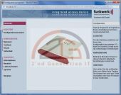WLAN-DSL Router inkl. DSL Modem Telefonanlage VIOP SIP WPA2 Access Point 4x LAN