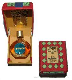 Parfümöl PATCHOULY , Indien, Goa,Hippie