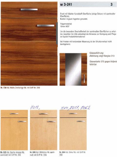 u k che wellmann alno neu front birke begehbarer schrank rondell neu lager ebay. Black Bedroom Furniture Sets. Home Design Ideas