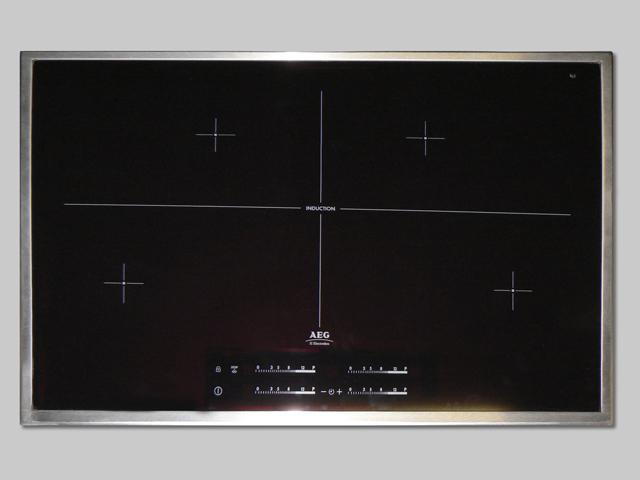 aeg 88032k mn induktion kochfeld fl cheninduktion induktionsplatte 7332543009411 ebay. Black Bedroom Furniture Sets. Home Design Ideas