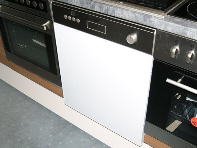 Dekorrahmenkit privileg geratefront fur teilintegrierte for Teilintegrierte spülmaschine