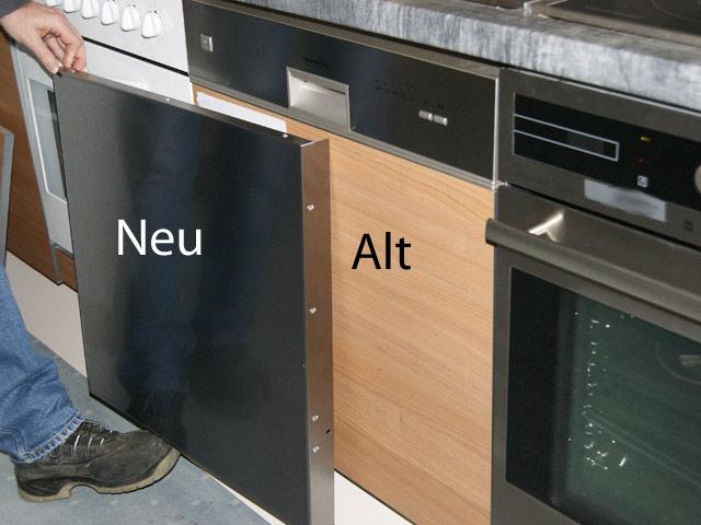 dekot rfront edelstahl privileg sp lmaschine neu 60 cm neu anbaut r blende ebay. Black Bedroom Furniture Sets. Home Design Ideas