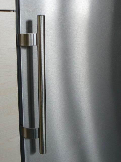 122 cm einbau k hlschrank 122 cm mit edelstahlfront. Black Bedroom Furniture Sets. Home Design Ideas