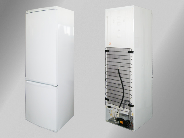 175 cm privileg stand k hl gefrierkombination a super energiesparer 3 schubl. Black Bedroom Furniture Sets. Home Design Ideas