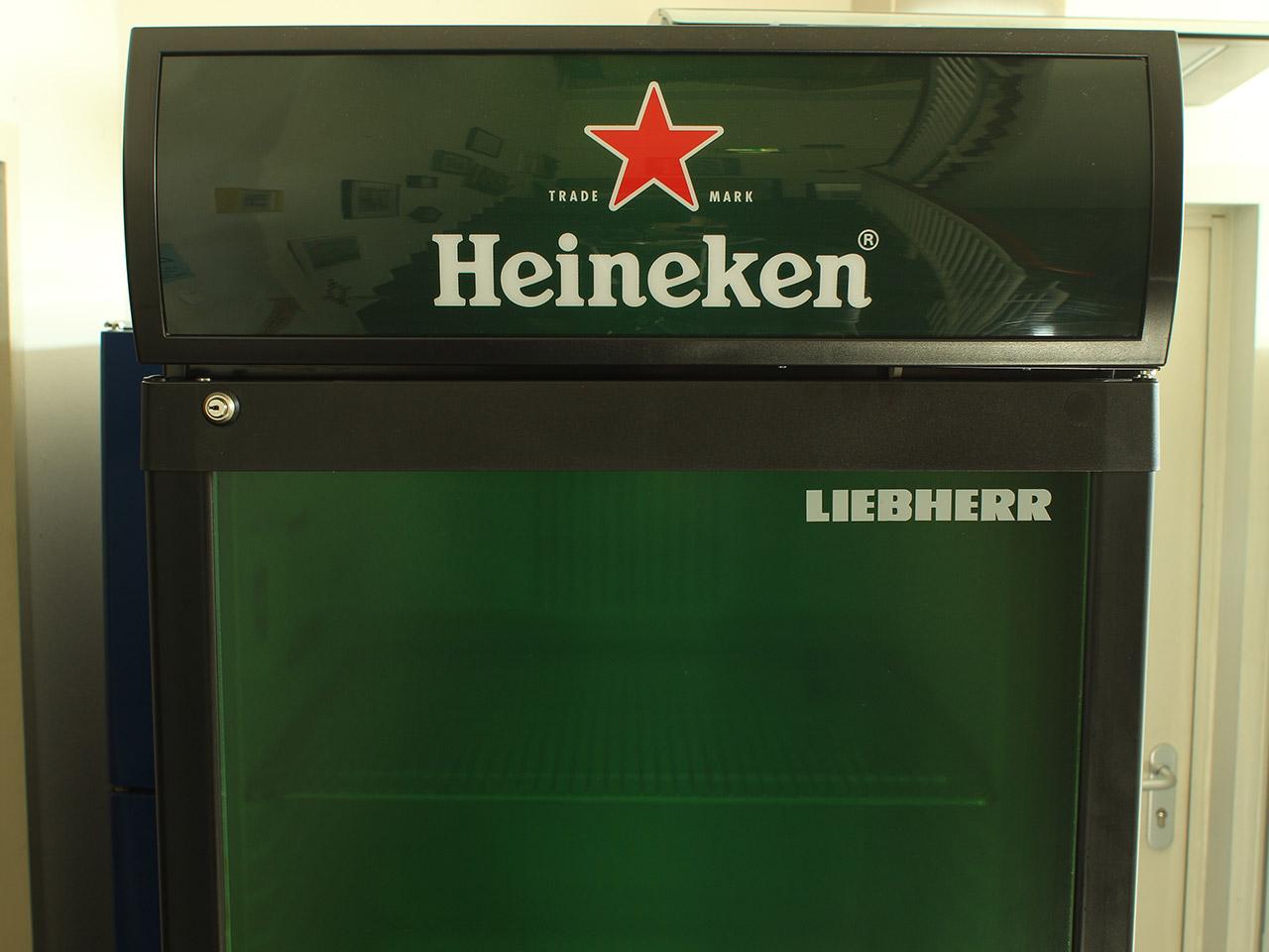 198 cm Liebherr FKDv 4313 Heineken Profi Gastro ...