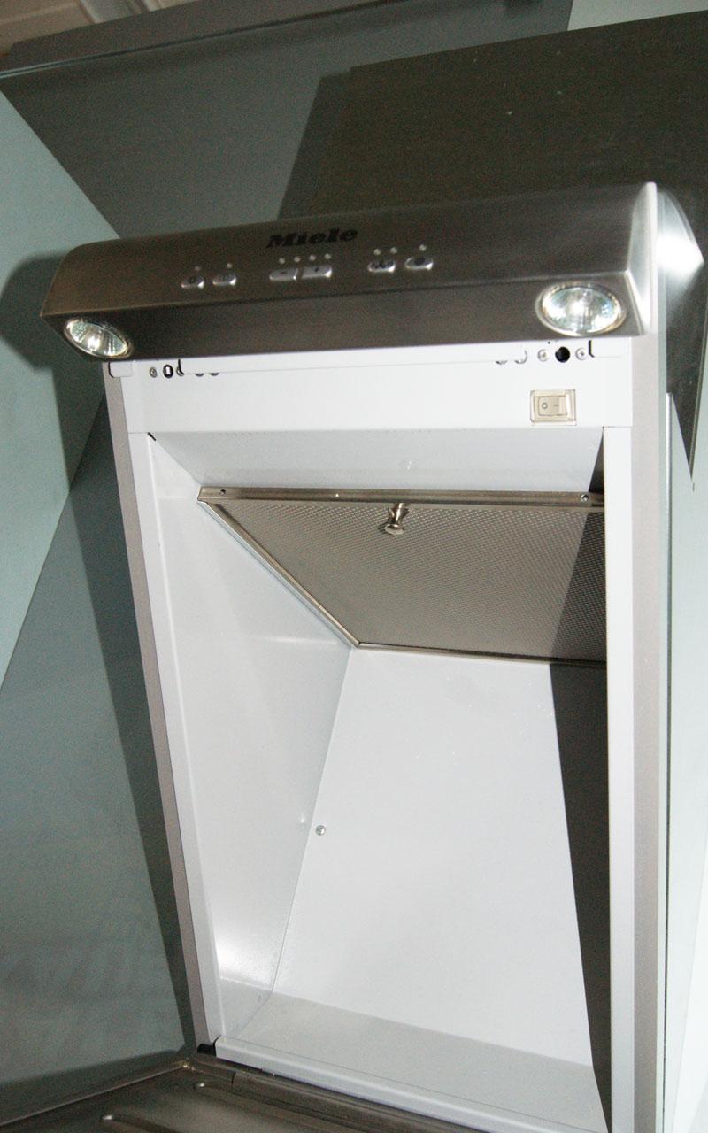 90cm miele da289 edst wand dunstabzugshaube kopffrei designhaube edelstahl glas. Black Bedroom Furniture Sets. Home Design Ideas