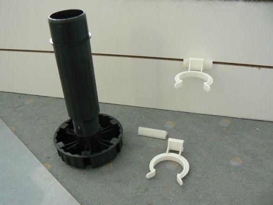 Küchensockel Befestigung Klammer ~ sockelhalterungen küchensockel befestigung wischleiste