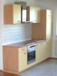 265 cm k chenzeile alno k che wellmann augsburg neu k che singelk che 205 60cm ebay. Black Bedroom Furniture Sets. Home Design Ideas