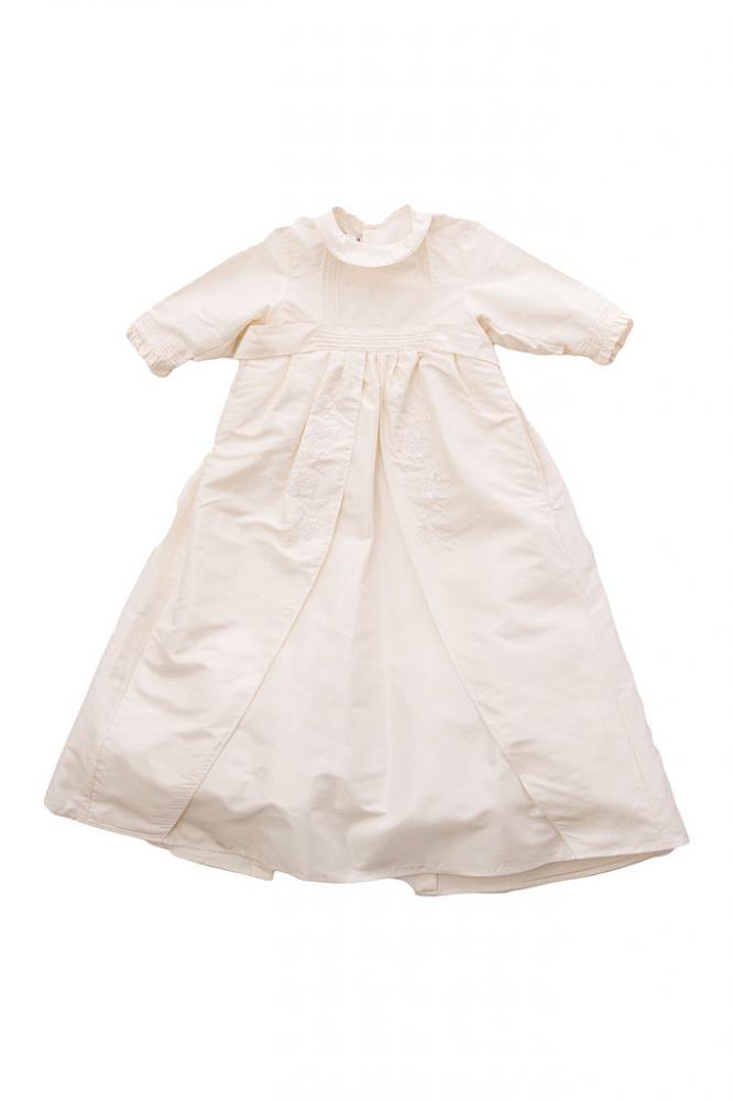 baby-Dior-Taufkleid-creme-74-cm-100-Seide